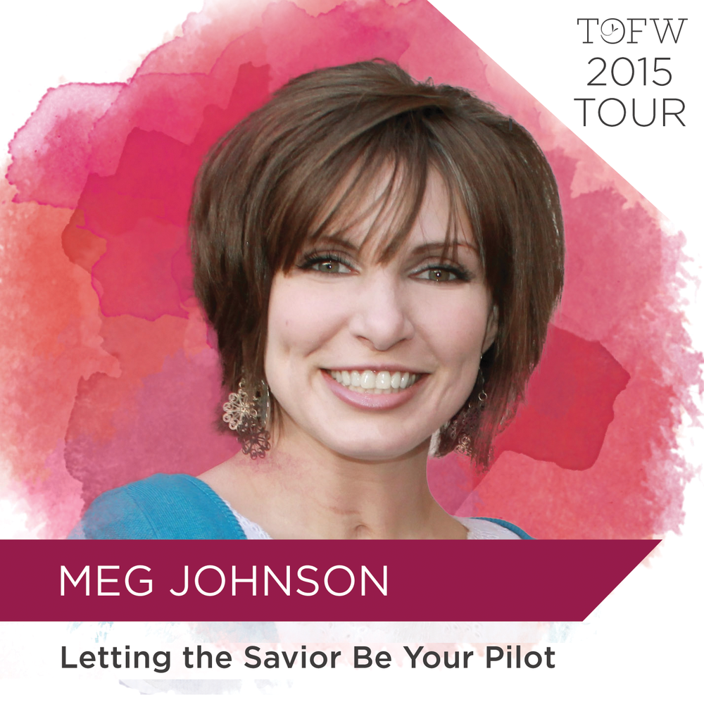 Letting the Savior Be Your Pilot